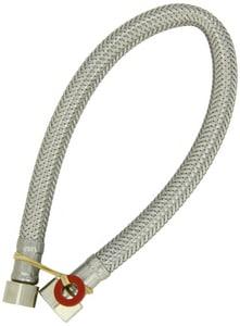 Grohe Hose For 8 Lavatory Faucet Polished Chrome G45442000