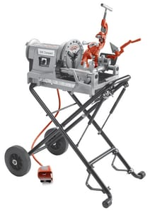 Ridgid Compact Thread Machine Kit R67182