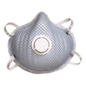 Moldex-Metric Medium to Large Disposable Particulate Respirator M2300N95