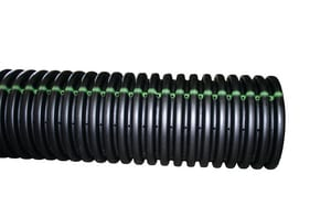 Advanced Drainage Systems 12 in. Plastic Drainage Pipe A120100