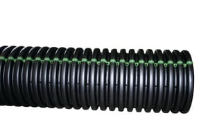 Advanced Drainage Systems 20 ft. Plastic Drainage Pipe A010020