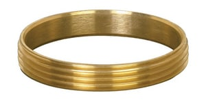 Sioux Chief Marvel Brass Marvel Thread Adapter Ring S274