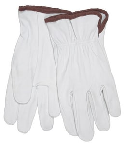 Premium Grain Goatskin Leather Driver Gloves M3601