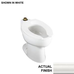 Kohler Highcrest™ Elongated Floor Mount Toilet Bowl with Top Inlet K4302