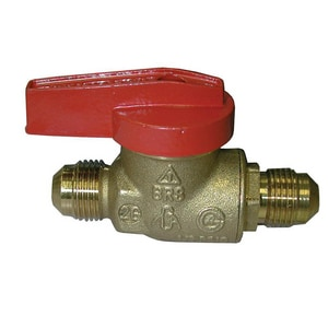 Jones Stephens Flanged Gas Ball Valve JB68375