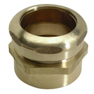Brass Craft FIP Rough Brass Waste Connector B197C