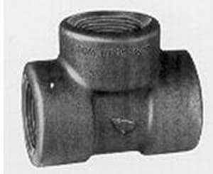 Phoenix Forging Company 2000# Threaded Forged Steel Tee FS2TT