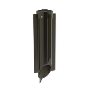 Kichler Lighting Power Post in Black KK15276BK