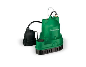 Hydromatic Pump 3/10 hp 10 ft. Auto Submersible Sump Pump HDA11001