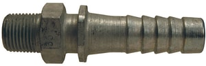 Dixon Valve & Coupling 3/4 in. Zinc Plated MPT x Shank Nipple D3514