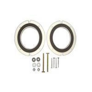 Braxton Harris Closet Plastic Flange Extension Kit BCFEK14
