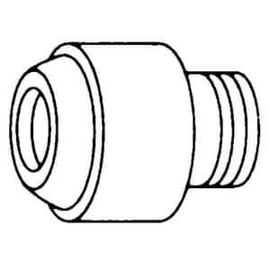 Moen NPSL Vacuum Breaker M52703