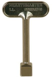 Sioux Chief HearthMaster™ Log Lighter Valve Key in Zinc S949K12