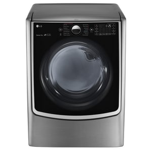 LG Electronics 7.4 cf Electric Front Load Dryer LGDLEX5000