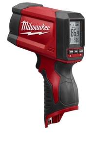 Milwaukee -22 to 1022 Deg F Infrared Temperature Gun (Less Battery) M227820