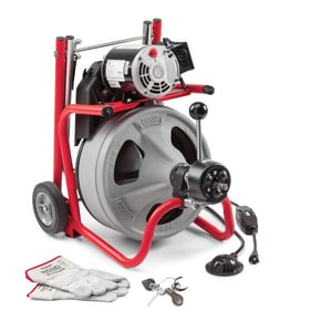 Ridgid 75 ft. Drain Cleaning Machine R52363