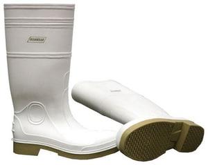Ironwear Steel Toe Iron-Loc Sole Boot in White I9258W