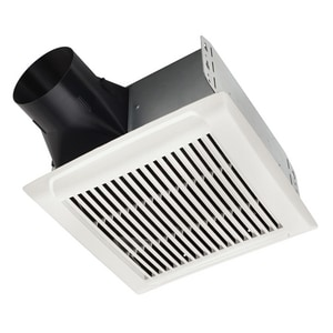 Broan Nutone InVent™ Series 0.8 Sone Single Speed Fan NAEN80