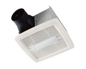 Broan Nutone InVent™ Series 80 cfm Bathroom Exhaust Fan with LED Light NAEN80L