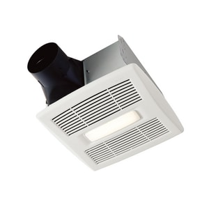 Broan Nutone InVent™ Series 110 cfm Vent Fan with LED Light BAE110L