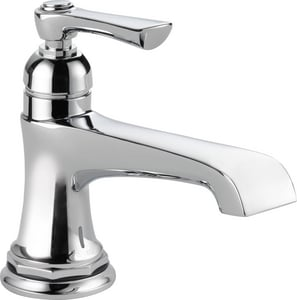 Delta Faucet Rook™ 6-7/8 in. 1.2 gpm 1-Hole Lavatory Faucet with Single-Handle D65960LF