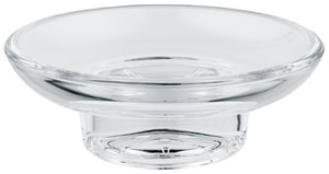 Grohe 4-5/16 in. Soap Dish in Polished Chrome G40368001