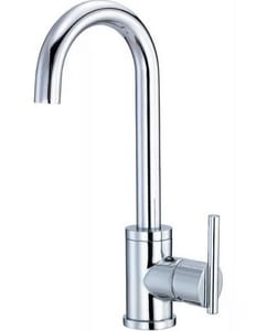 Danze Parma® 1.75 gpm 1-Hole Bar Faucet with Single Lever Handle DD150558