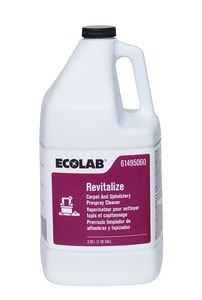 Ecolab Carpet and Upholstery Prespray Clean (Case of 4) E61495060