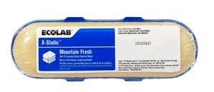 Ecolab X-Static™ X-Static Mountain Fresh Dryer Block (Case of 12) E10311