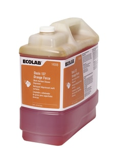 Ecolab 2.5 gal Multi Surface Cleaner E6114559
