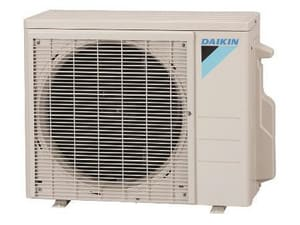 Daikin 19 Series Single-Zone Wall Mount Outdoor Mini-Split Air Conditioner DRKNMVJU