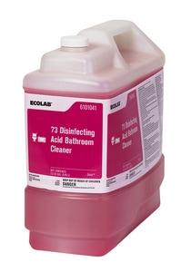 2.5 gal Disinfecting Acid Bathroom Cleaner E6101041