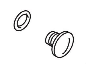 Kohler Plug Button K76712