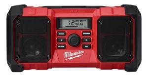 Milwaukee 7-7/10 in. Jobsite Radio M289020