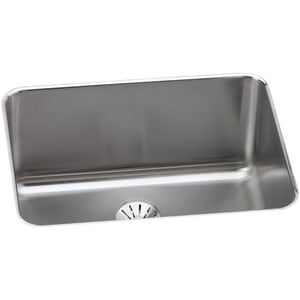 Elkay Lustertone™ 1-Bowl Undermount Single Band Kitchen Sink in Lustertone EELUH231710PD