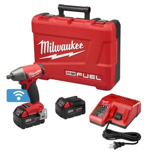 Milwaukee M18 Fuel™ 18V Compact Impact Wrench with Pin Detent Kit M275922
