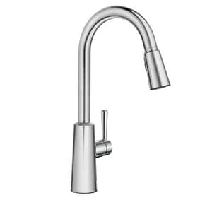 Moen Riley™ Pull-Down Kitchen Sink Faucet with Single Lever Handle M7402