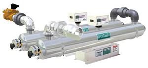Atlantic UL Traviolet Sanitron® 83 gpm Water Purifier AS5000C at Pollardwater