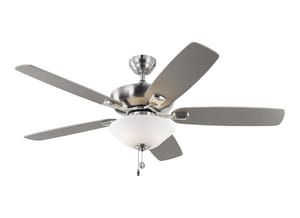 Monte Carlo Fan Company Colony Max Plus 52 in. 5-Blade Ceiling Fan M5COM52D