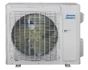 American Standard HVAC 4TXK27 Series Single-Zone Floor Mount Outdoor Mini-Split Heat Pump A4TXK27A10N0A