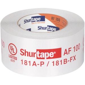 Shurtape AF 100 60 yd. x 2-1/2 in. Foil Tape in Silver S104474