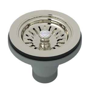 Rohl Shaws Basket Strainer (Less Remote Pop-Up) R734