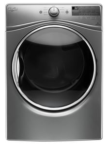 Whirlpool 39 in. 9-Cycle Front Load Dryer WWED90HEF