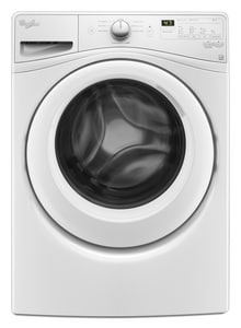 Whirlpool Front Load Washer in White WWFW7590FW