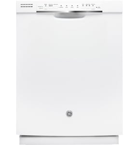 General Electric Appliances Interior Dishwasher with Front Control GGDF570SGJ