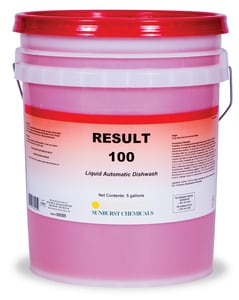 Dishwashing Chemicals