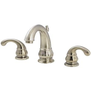 Pfister Treviso™ 1.2 gpm 3-Hole Widespread Lavatory Faucet with Double Lever Handle PLF049D00