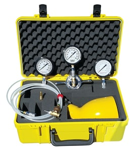 Flow and Pressure Testing Kits