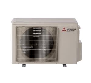 Mitsubishi Electronics USA M-Series Single-Zone Wall Mount Outdoor Mini-Split Heat Pump MMUZHMNA2U1