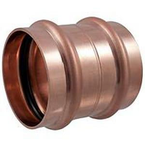 Nibco Press System® 3 in. Press Copper Coupling NPC600RSLDM
